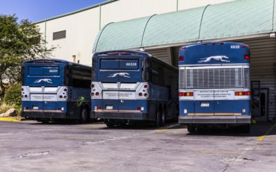 Thompson group exploring northern bus service