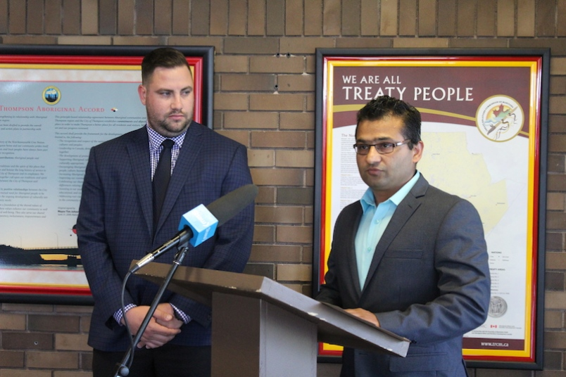 Thompson Bus will run three buses per week to Winnipeg when limited service starts